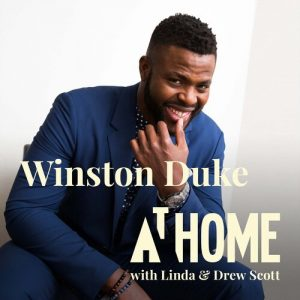 Winston Duke - At Home Podcast